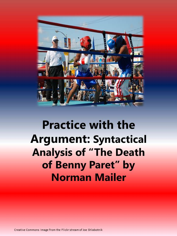 benny paret essay by norman mailer